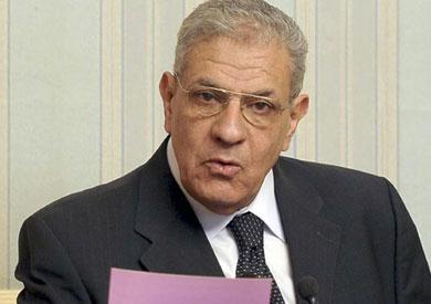 محلب يلتقي رئيس مجلس النواب العراقى