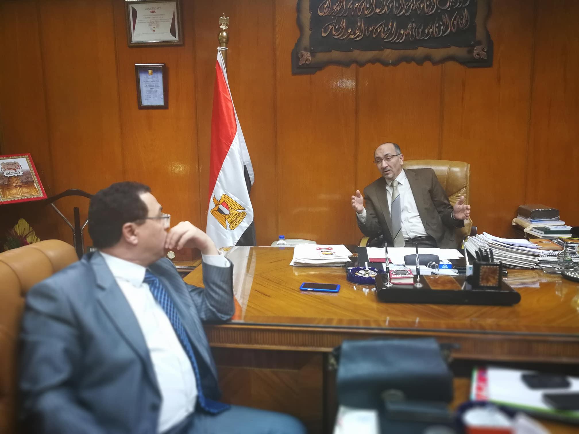 رئيس الشركة الشرقية للدخان لن نفرط في مقر الشركة الرئيسي بشارع الهرم