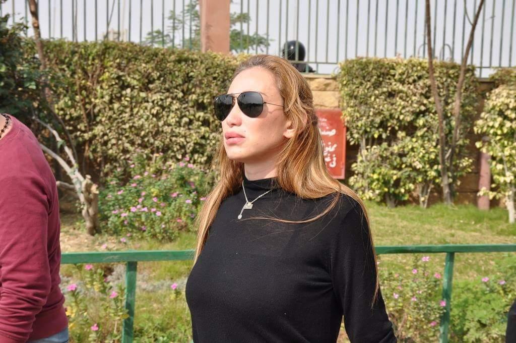 استدعاء الإعلامية ريهام سعيد للتحقيق معها..