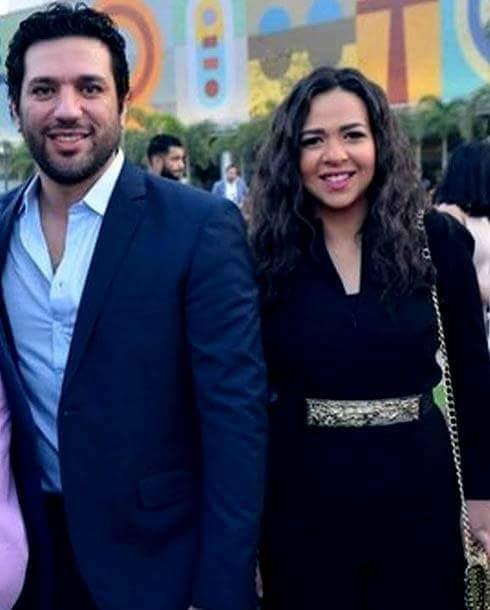 براءة حسن الرداد وإيمي سمير غانم من اتهامهما بالنصب