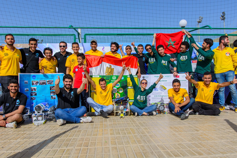 منتخب مصر للغواصات الآلية يشارك في نهائيات مسابقة ROV الدولية بالولايات المتحدة الأمريكية