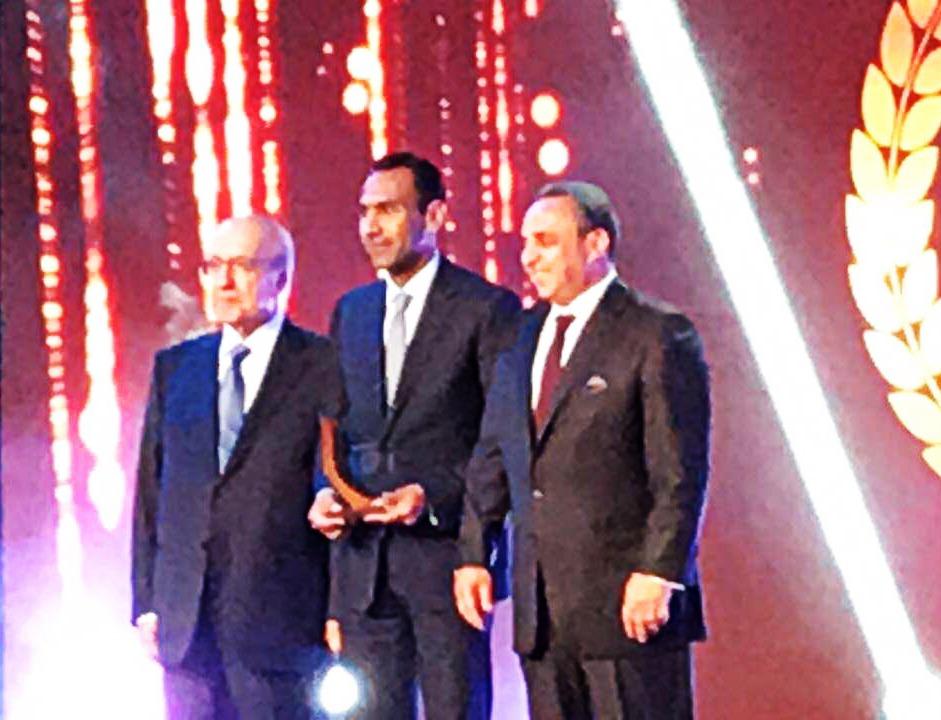 بنك مصر يحصل على جائزة أفضل بنك مصري من حيث ترتيب القروض المشتركة وتمويل المشروعات لعام 2018