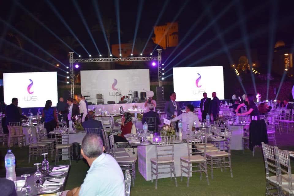 المصرية للإتصالات we ترعى حفل قمة الابتكار في الشرق الأوسط وشمال أفريقيا 2018