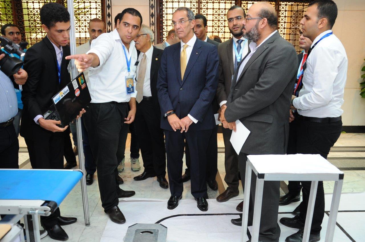إتاحة مبادرة رواد تكنولوجيا المستقبل لطلاب السنوات الأولى في الكليات المتخصصة القاهرة في 17 سبتمبر 2018