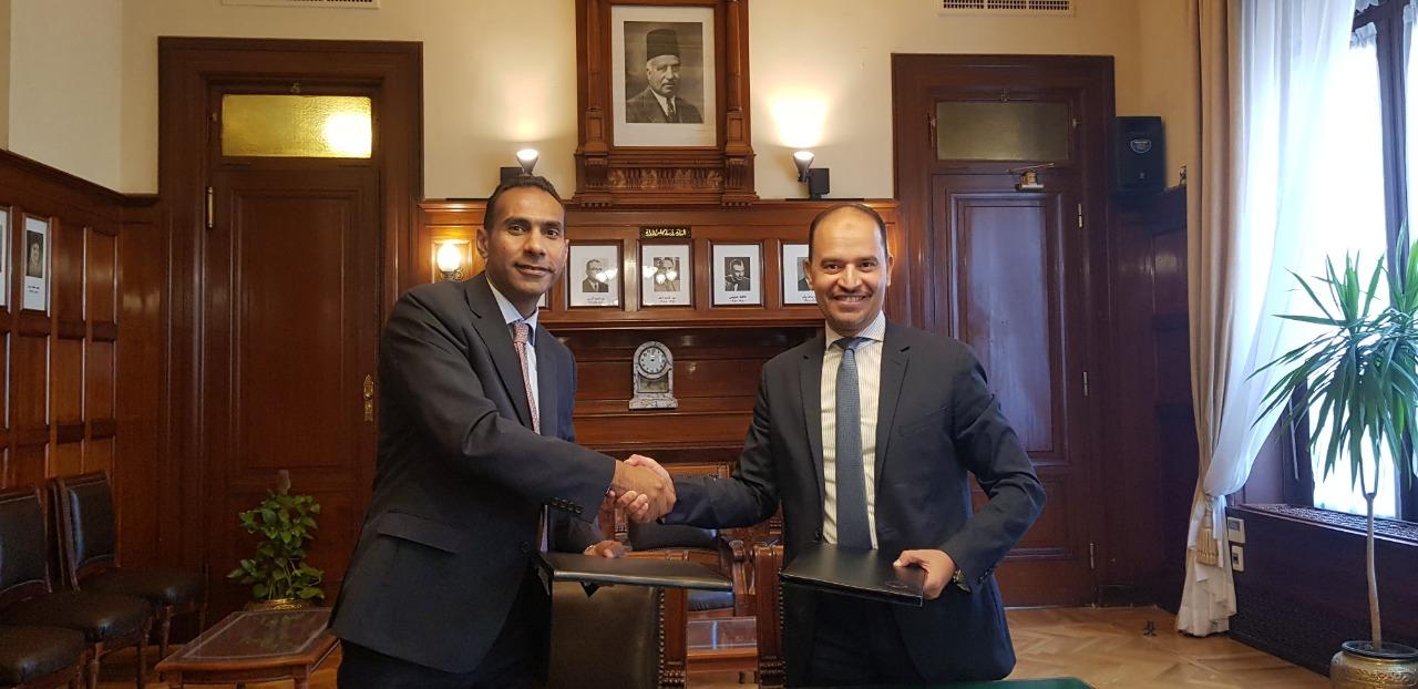 بنك مصر يطلق مبادرة التدريب من أجل التوظيف  بالتعاون مع المعهد المصرفي المصري