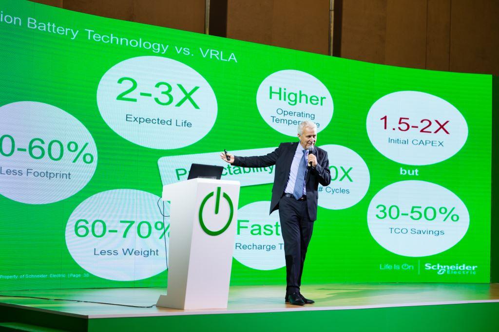 شنايدر إليكتريك تطلق مجموعة متكاملة من منتجاتها الجديدة في مصر