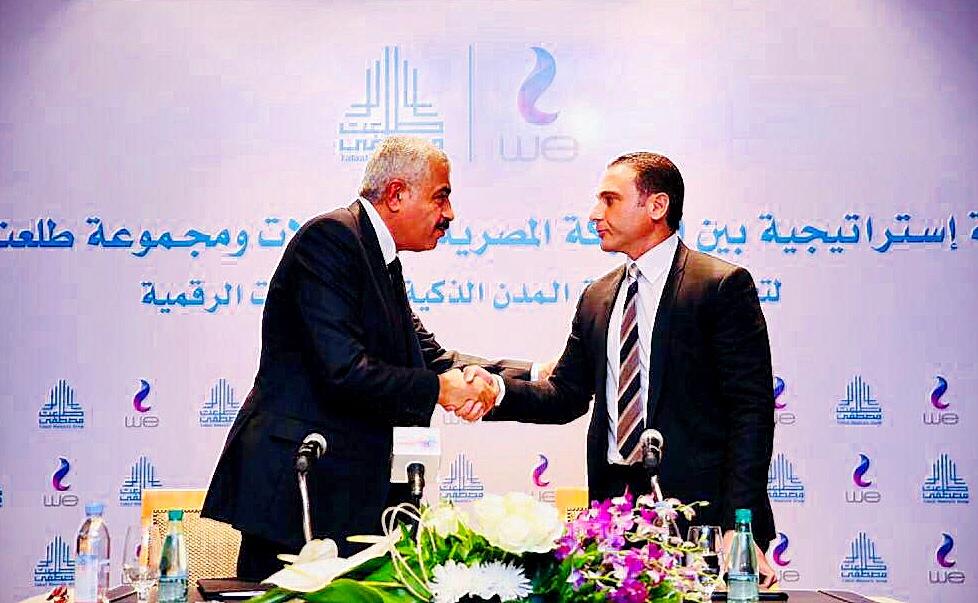 نحو شراكة استراتيجية بين عملاقي الاتصالات والعقارات في مصر: