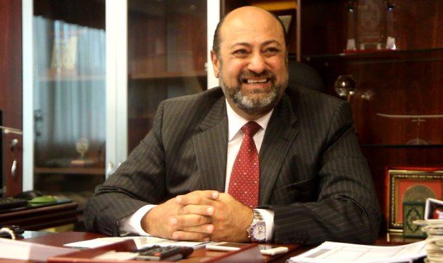 هاني أمان : نخطط لرفع صادرات السجائر المصرية إلي 120 مليون دولار سنويا