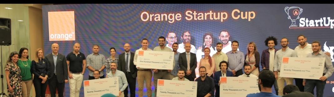 اورنچ مصر تعلن أسماء الفائزين في تحدي