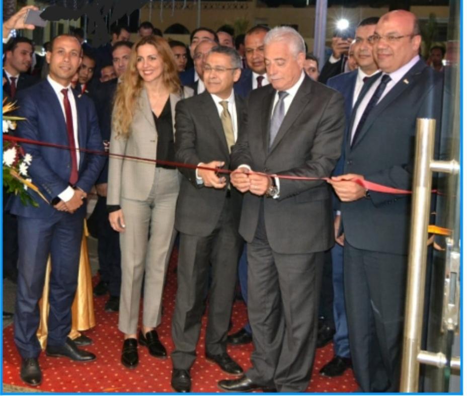 بنك مصر يفتتح فرعا جديدا بشرم الشيخ ليصل بعدد فروعه لأكثر من 620 فرعاً