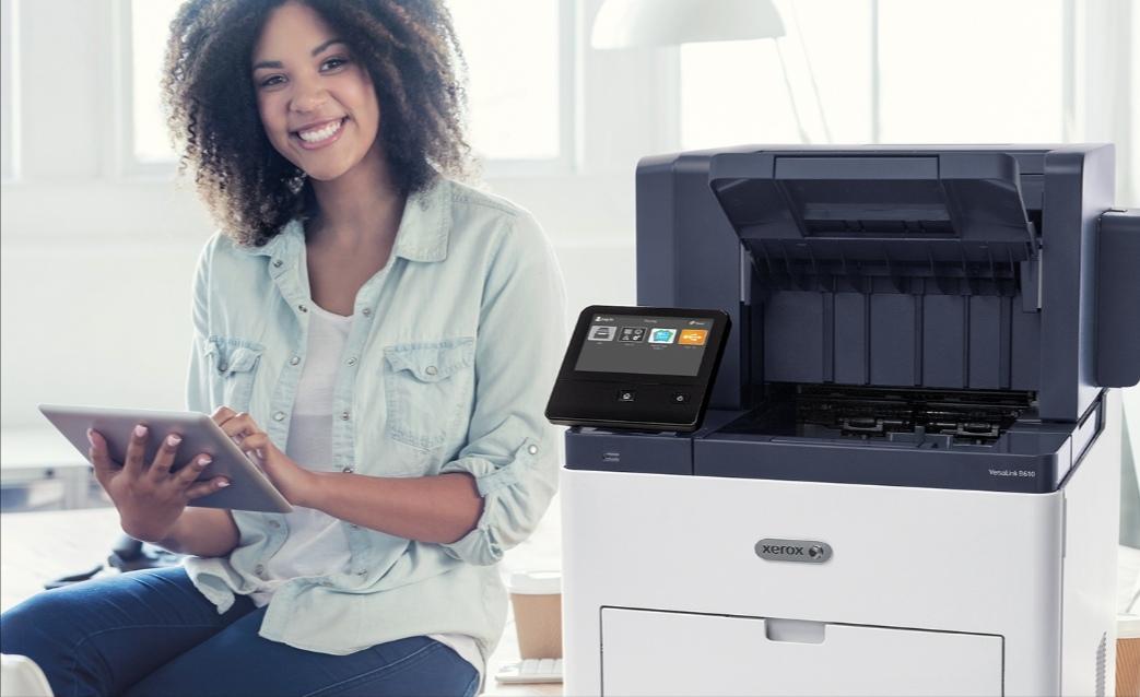 زيروكس تحتل الصدارة بين أفضل موردي خدمات الطباعة المدارة في التقرير التاسع لـ