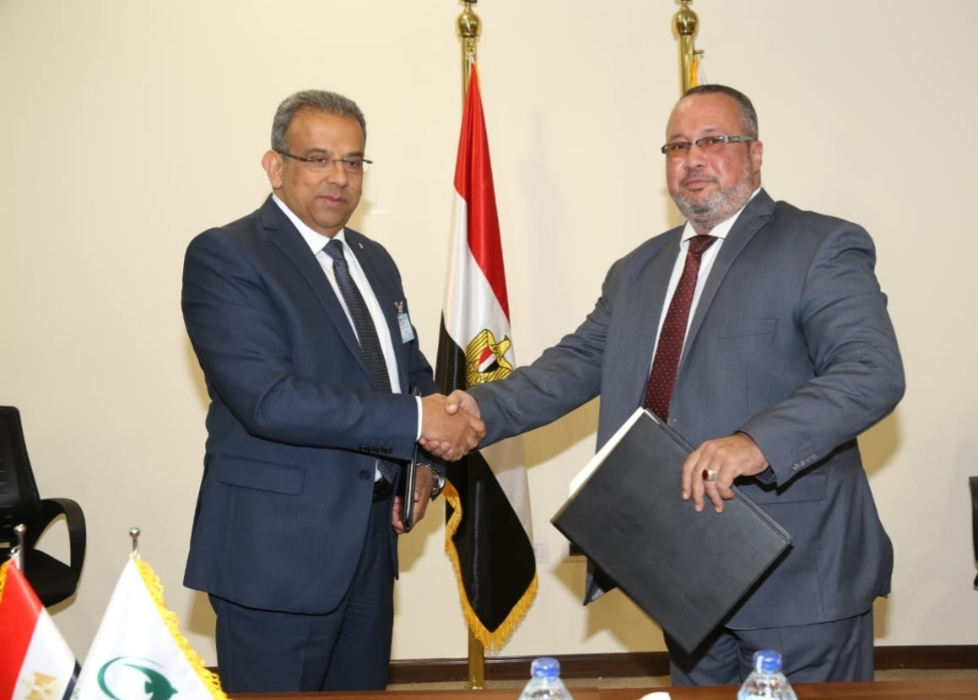 البريد المصري يوقع بروتوكول تعاون مع غرفة صناعة الحرف اليدوية بهدف تنشيط تلك الحرف عبر منصة التجارة الالكترونية