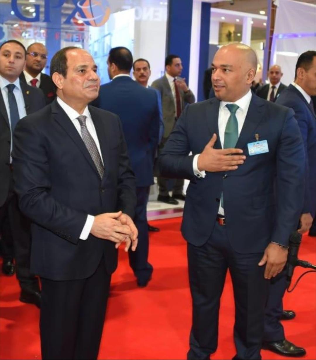 بحضور الرئيس عبد الفتاح السيسي