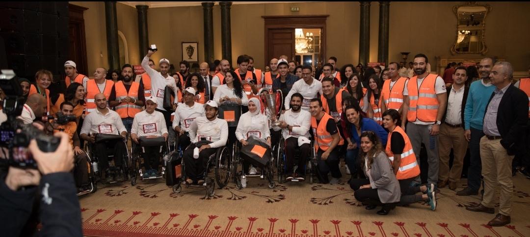 دعماً لذوي القدرات الخاصة  اورنچ مصر راعياً ذهبياً لـفاعليات البرنامج التدريبي