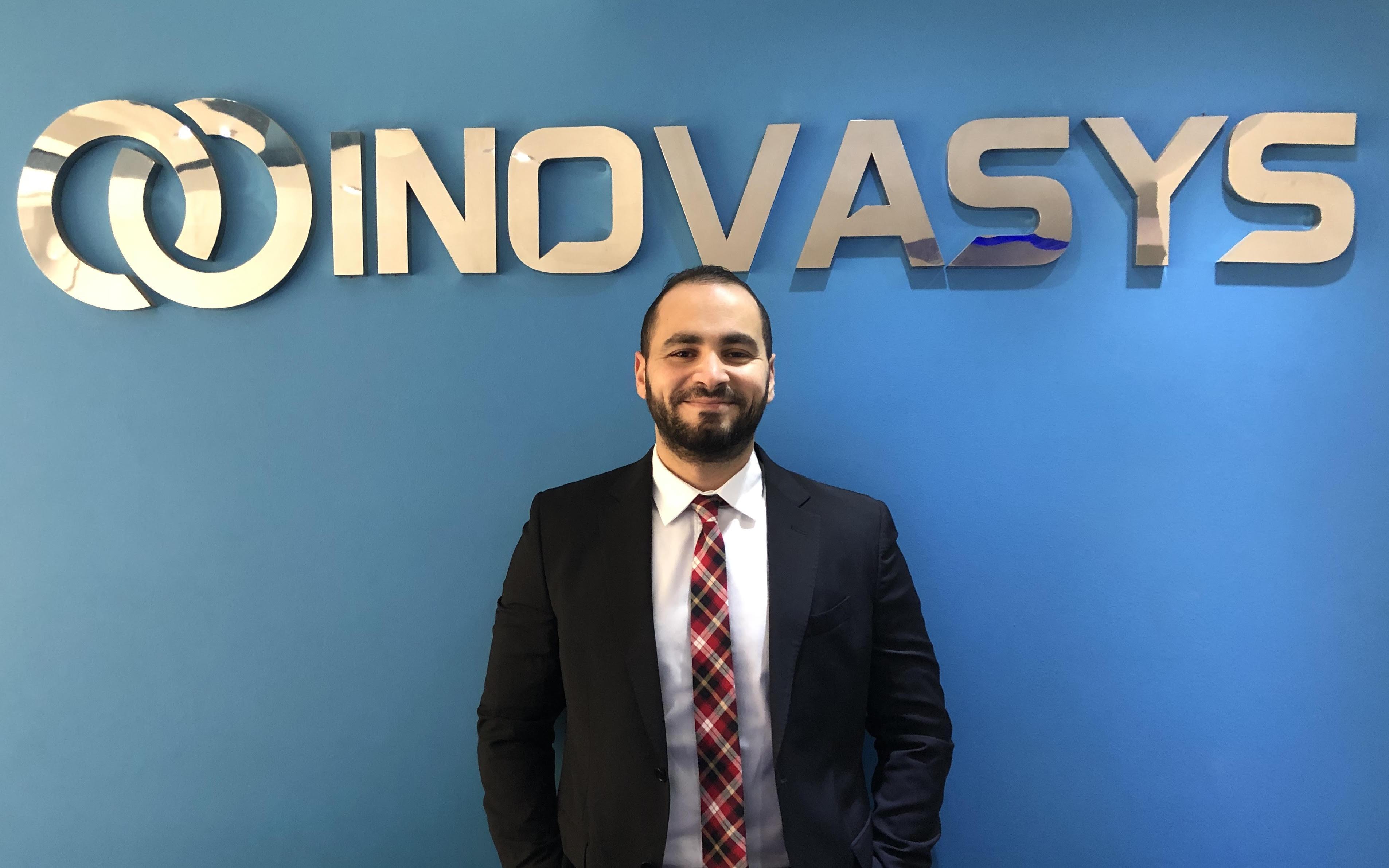 INOVASYS تعلن مشاركتها للمرة الأولى في Cairo ICT 2018    وتطلق استراتيجيتها الجديدة