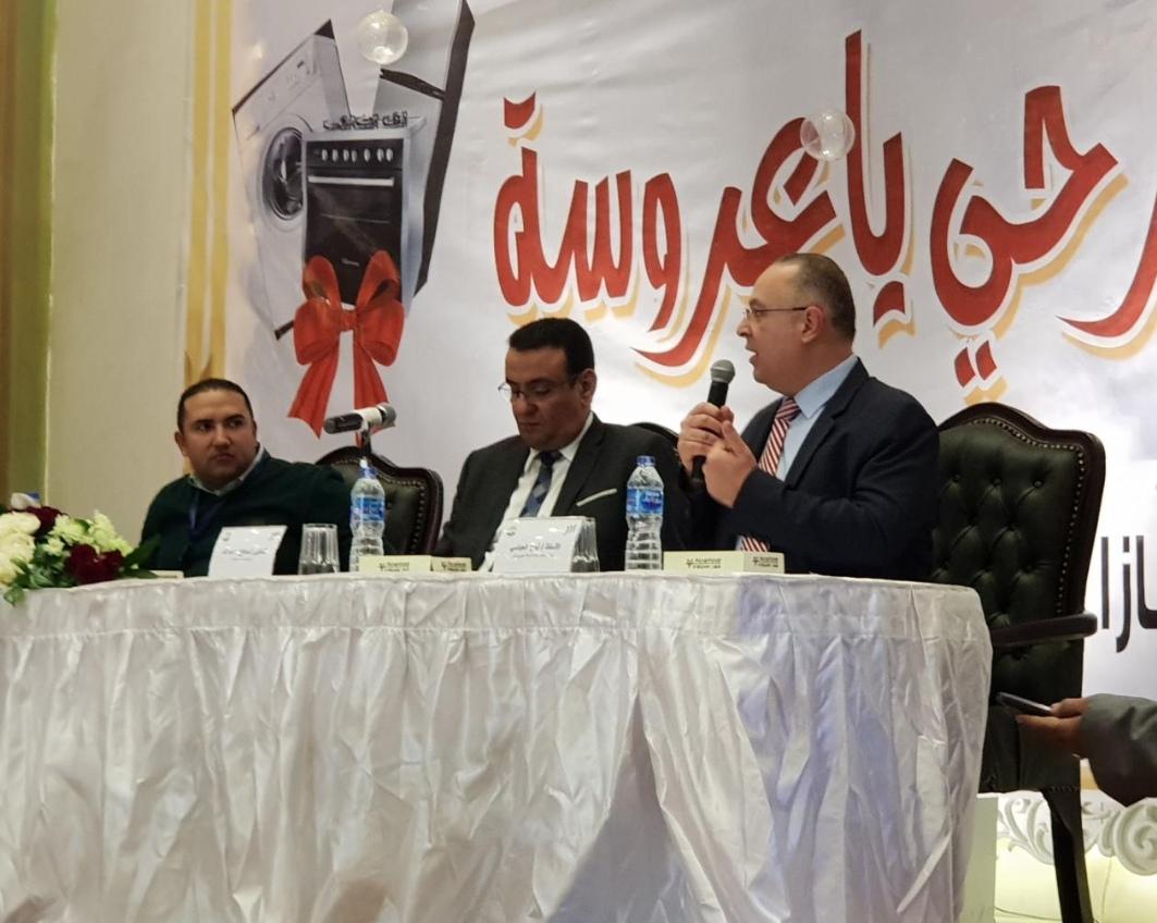 في أضخم حدث خيري بالقليوبية: شبرا الخير وجي.تي.آي مصر يطلقان أكبر حملة لتيسير زواج الفتيات بالقليوبية