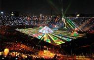 ردود افعال عالمية لنجاح مصر في حفل افتتاح أمم أفريقيا الاسطوري