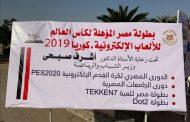 بدء فعاليات بطولة مصرية لكرة القدم الالكترونية يوم الجمعه المقبله