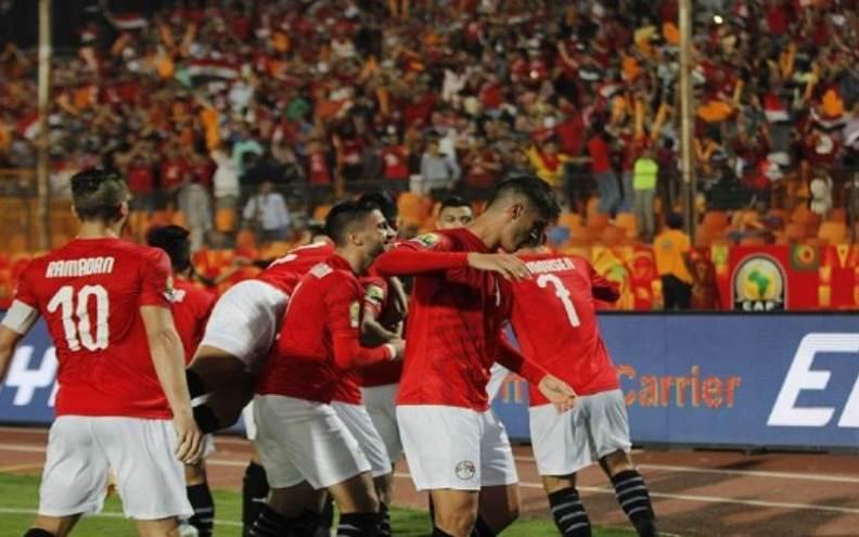 منتخب مصر يتأهل إلي نصف نهائي أمم افريقيا