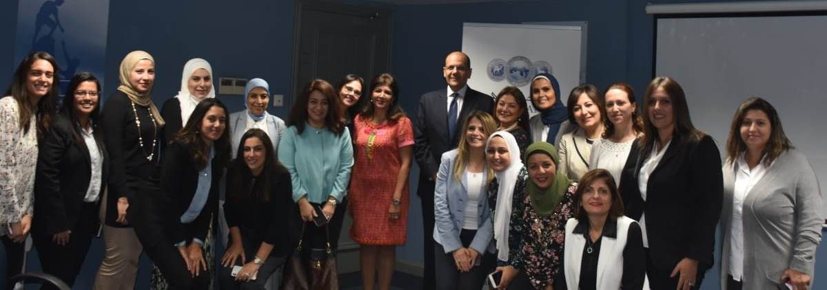 البنك العربي ينظم يوماً توعوياً بسرطان الثدي لموظفاته