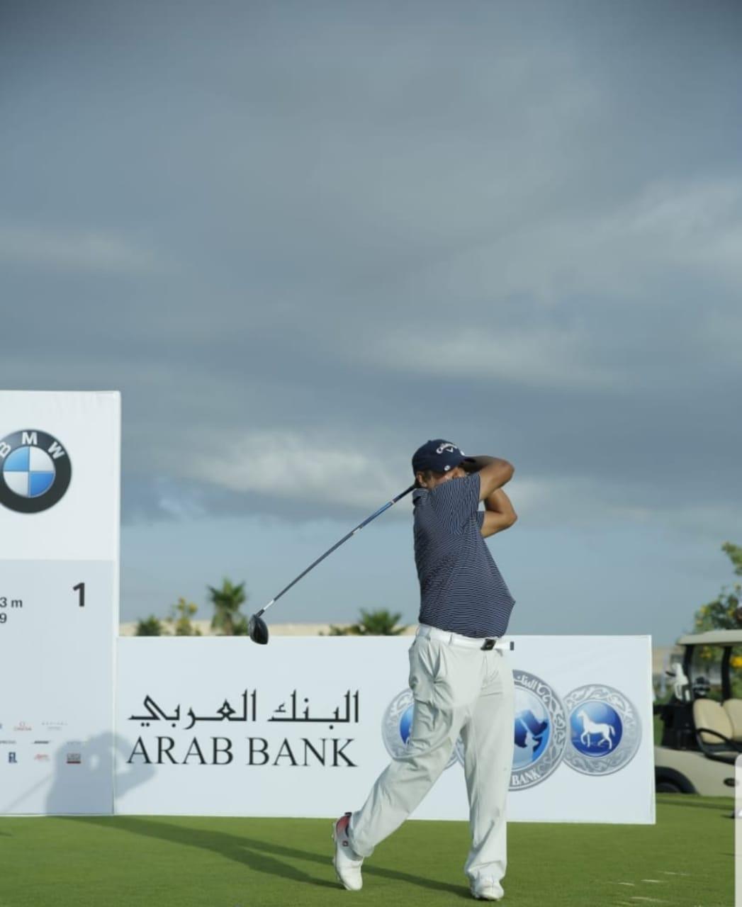 البنك العربي يشارك بفعاليات بطولة كأس BMW العالمية للجولف في مصر لعام 2019