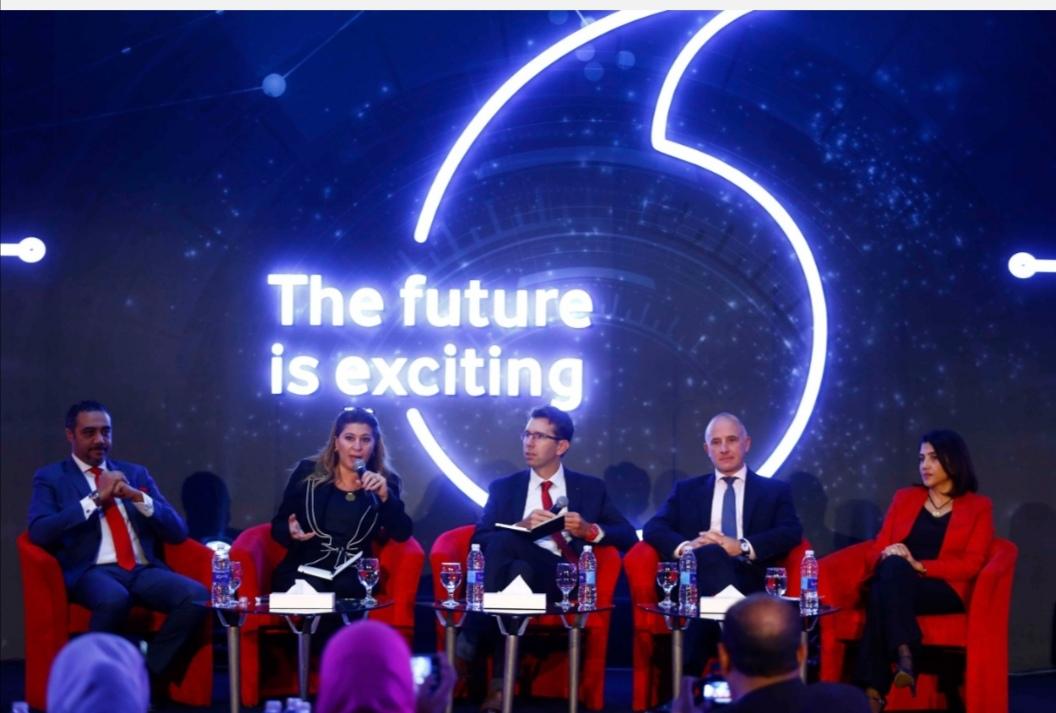 فودافون العالمية تستثمر مليار جنيه فى قطاع التعهيد فى مصر