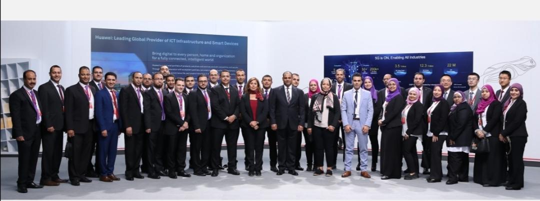 المصرية للاتصالات تحتفل بتخريج دفعة جديدة من برنامج