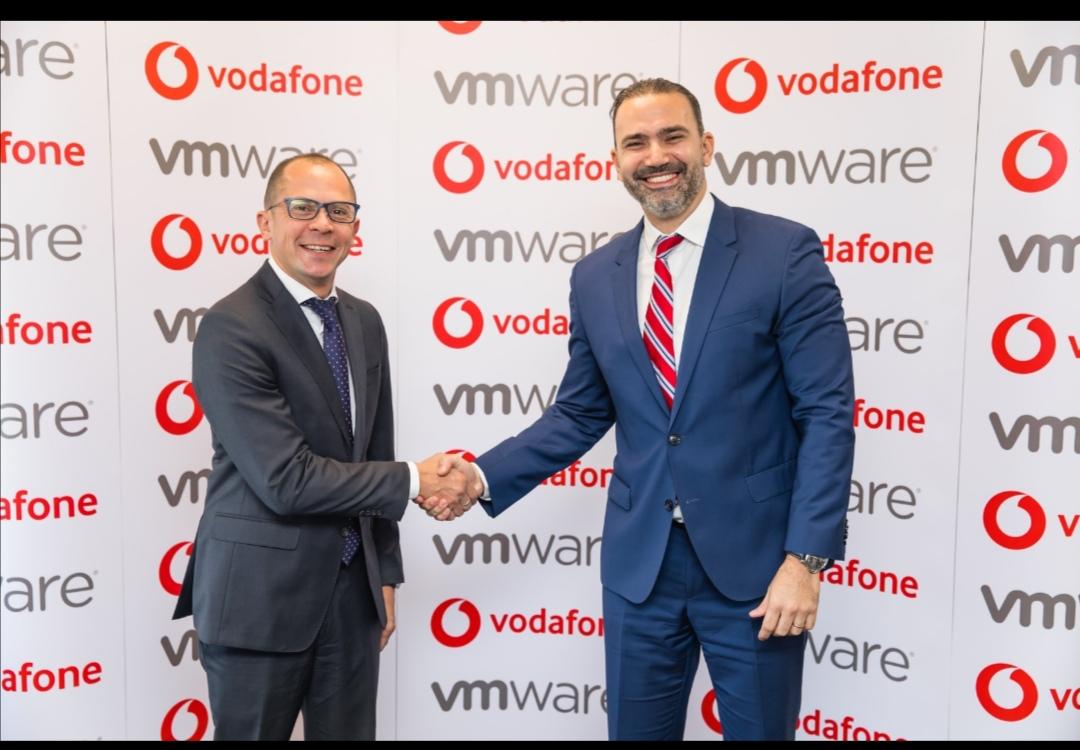 فودافون أول مقدم  معتمد من VMware لخدمات ال Cloud في مصر