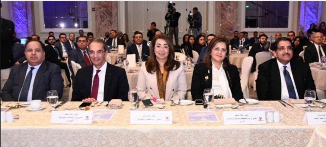 بحضور وزراء التخطيط والمالية والتضامن الاجتماعي والإتصالات