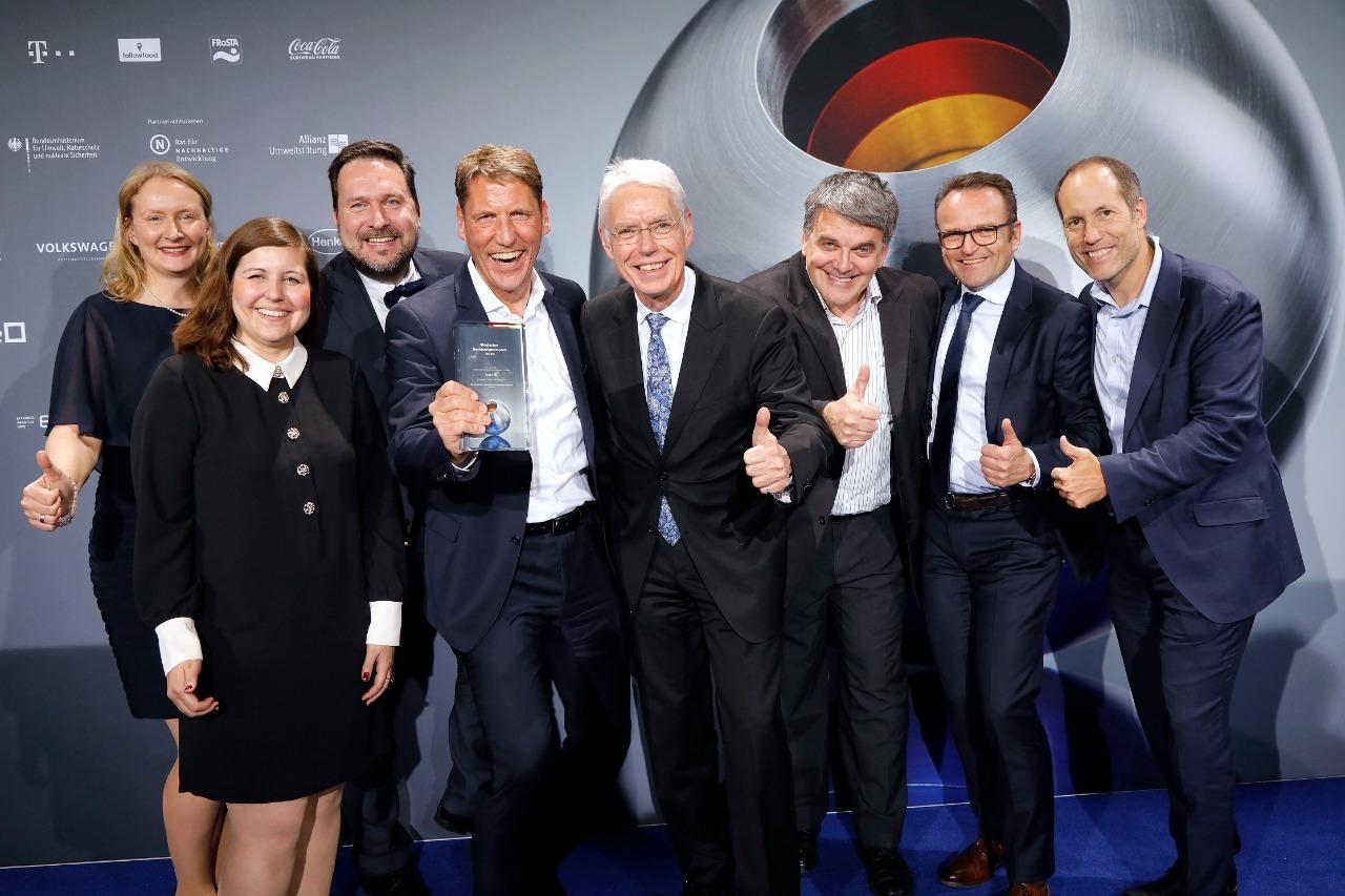 غروهي واحدة من أفضل ثلاث شركات كبرى مستدامة في ألمانيا