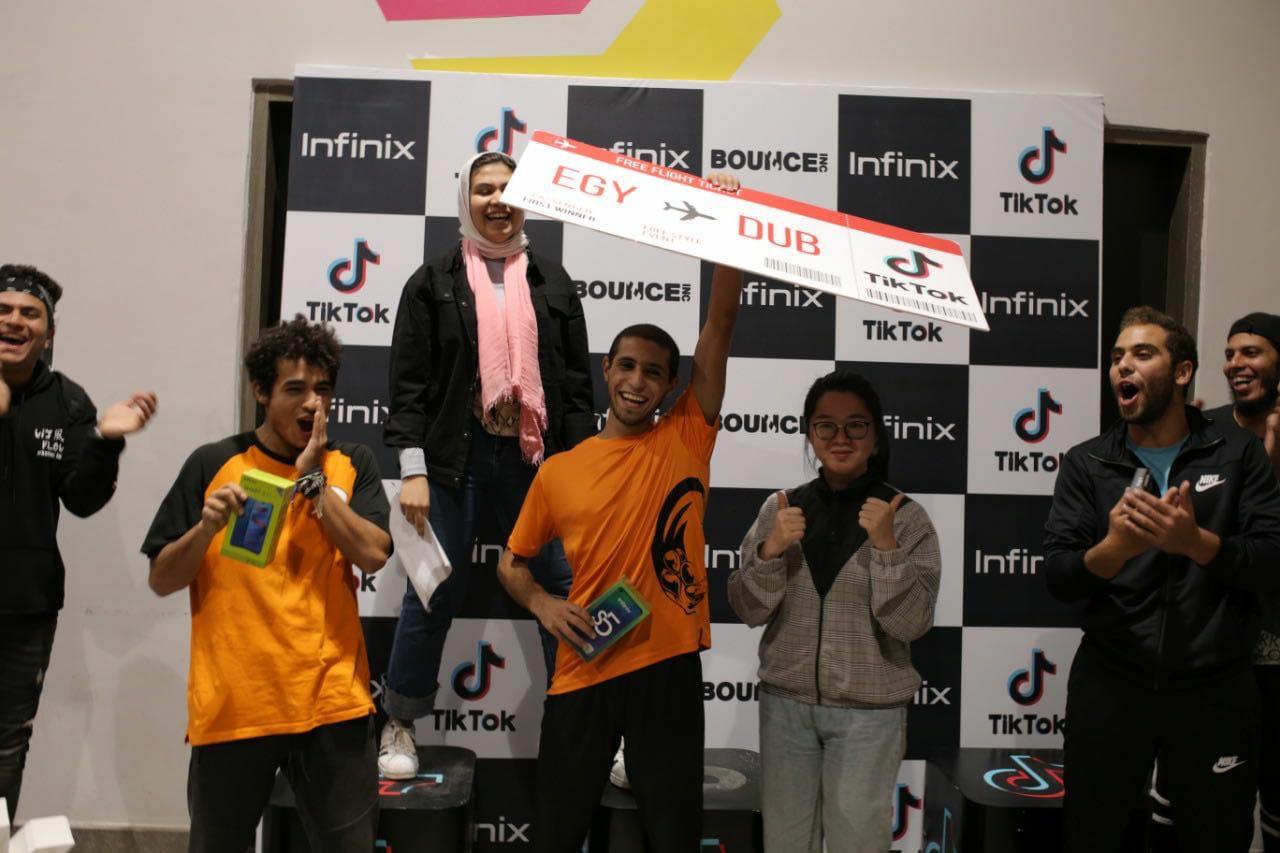 بالتعاون مع تيك توك.. تحدي انفينكس S5  يحصد 170 مليون مشاهدة خلال 6 أيام