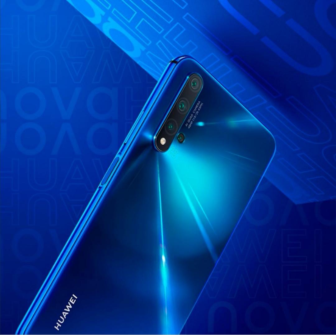 هواوي تكشف عن هاتفها HUAWEI Nova 5T الجديد  وتطرحه للحجز المُسبق في السوق المصري بداية من يوم 16 ديسمبر 2019