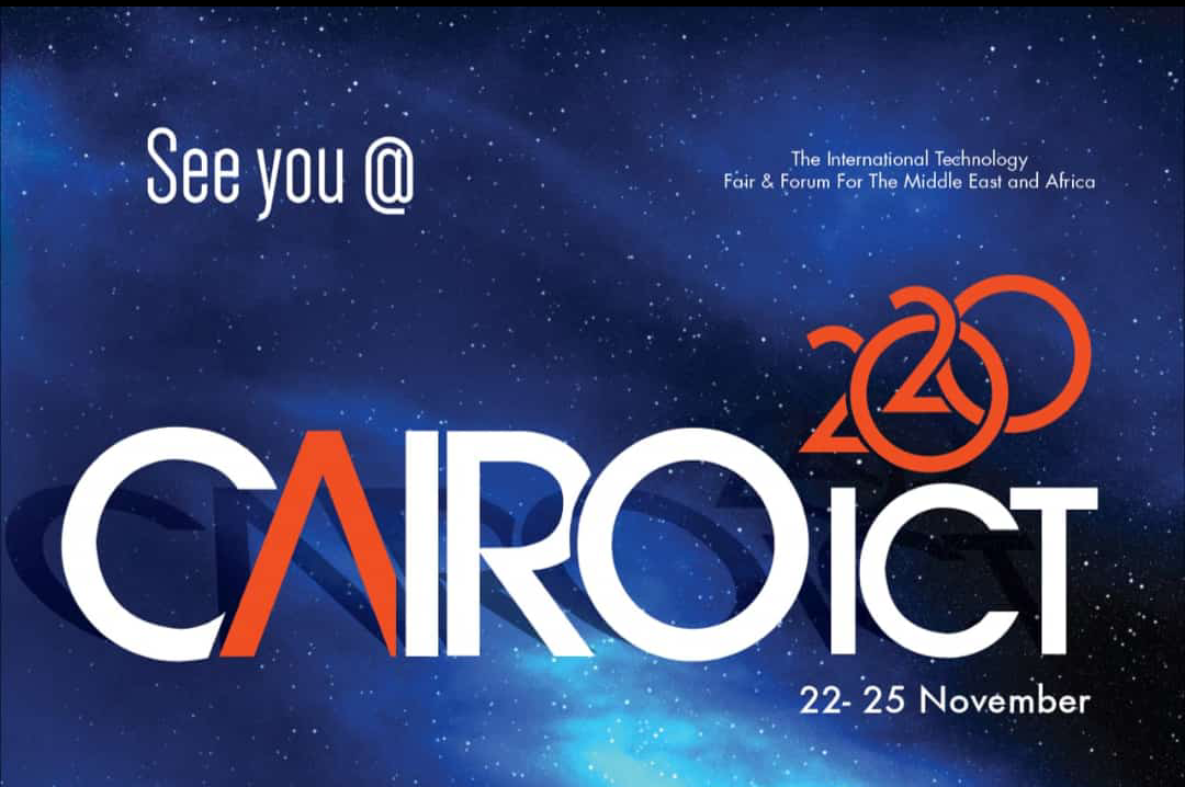 انتهاء الدورة الثالثة والعشرين لمعرض cairo ict باستقبال ١١٦ ألف زائر بزيادة ٢٦٪ ومشاركة ٦٥٠ شركة عارضة