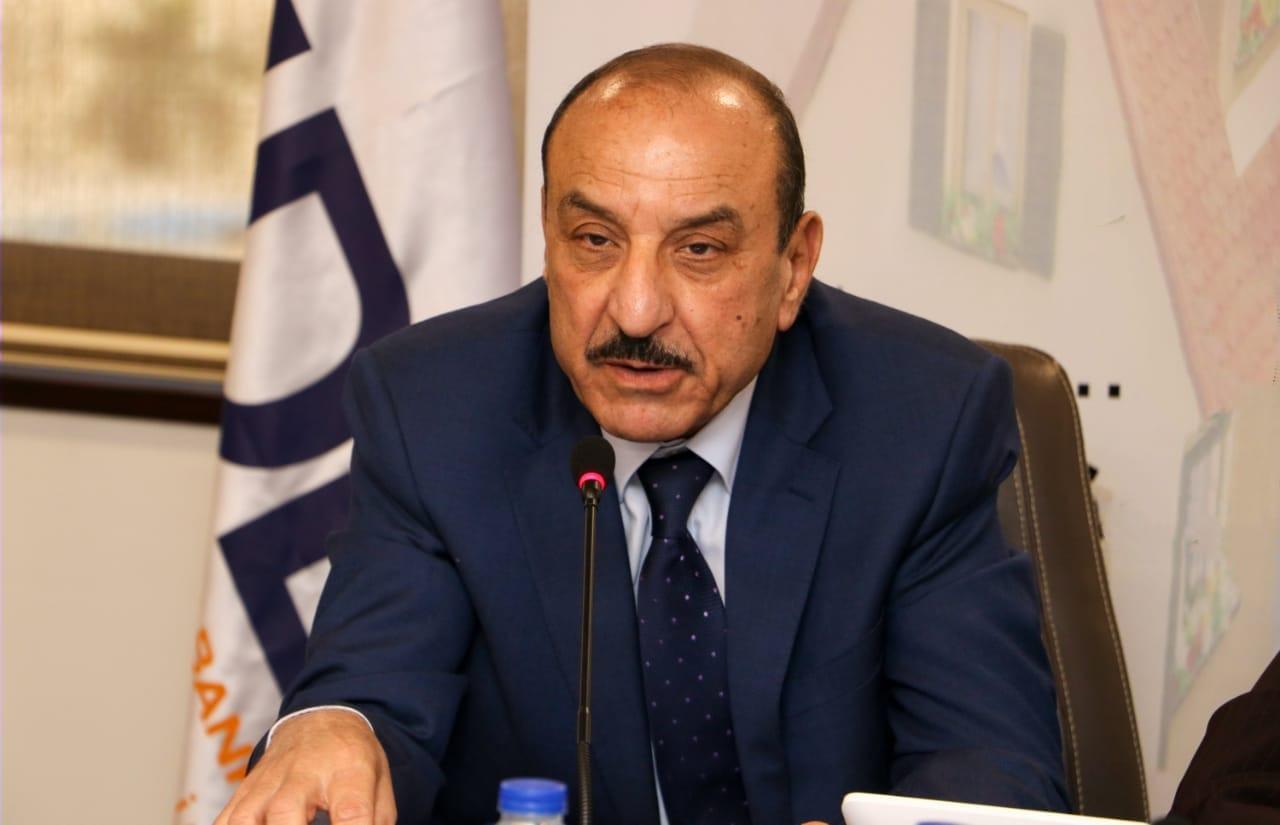رئيس بنك التنمية الصناعية IDBيجتمع برؤساء ومسئولي القطاعات بالبنك لإستعراض إنجازات العام الماضي