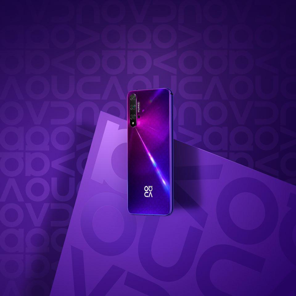 هواوي تستعد لإطلاق أحدث هاتف من سلسلتها الشبابية في السوق المصري