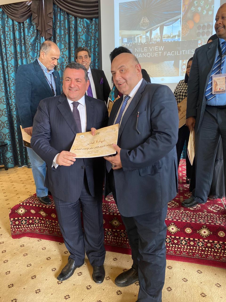 مصر تفوز برئاسة المجلس التنفيذي للمركز العربي للإعلام السياحي