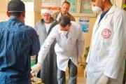 فريق مكافحة العدوى بكلية أصول الدين والدعوة بالزقازيق يشارك فى تعقيم كلية اللغة العربية للوقاية من فيروس كورونا