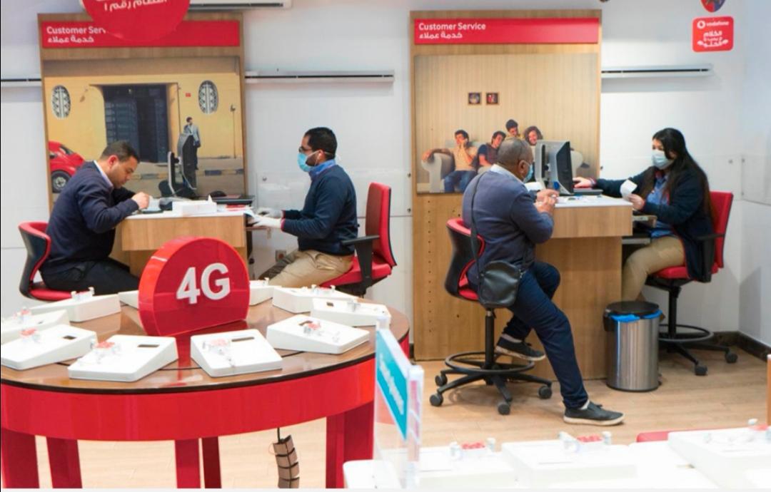 فودافون مصر تتبنى إجراءات وقائية جديدة لضمان استمرارية العمل بكفاءة وخدمة أكثر من 44 مليون عميل