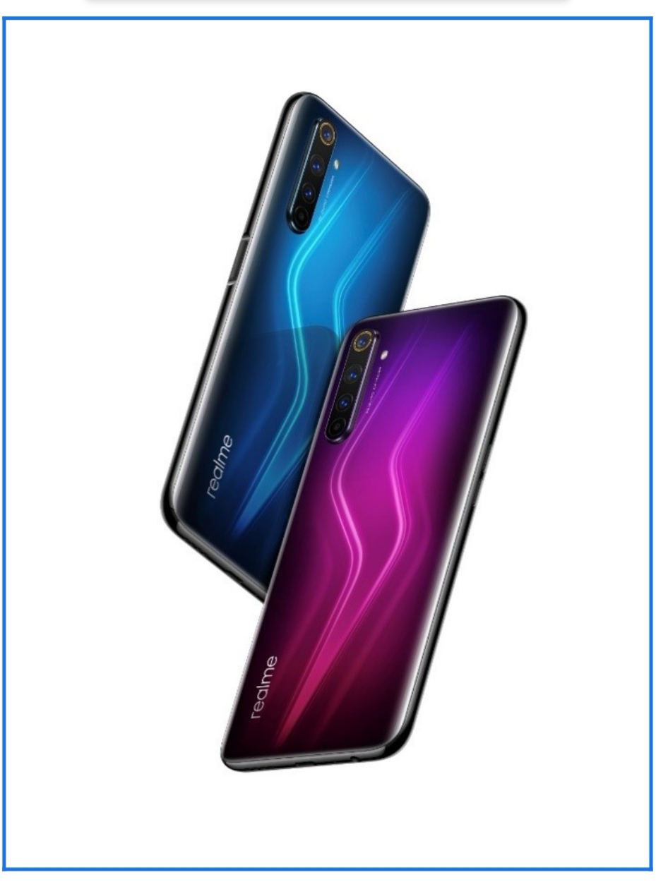 سلسلة realme 6 هاتف realme 6 وهاتف realme 6 Pro  تُقدم للمُستخدمين تقنيات ثورية بأسعار رائعة