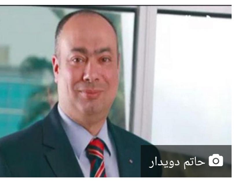 """"""" حاتم دويدار"""" خلفا لـ""""العبدولي"""" في اتصالات الإمارات"""