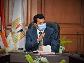 رسميًا.. وزارة الرياضة تعلن موعد استئناف النشاط الكروي
