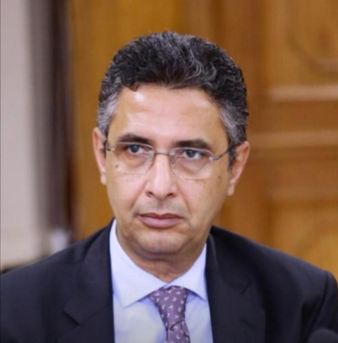 د. عمرو طلعت  يكلف  اشريف فاروق بأعمال رئيس مجلس إدارة هئية  البريد