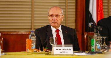 وفاة الفريق محمد العصار وزير الإنتاج الحربى