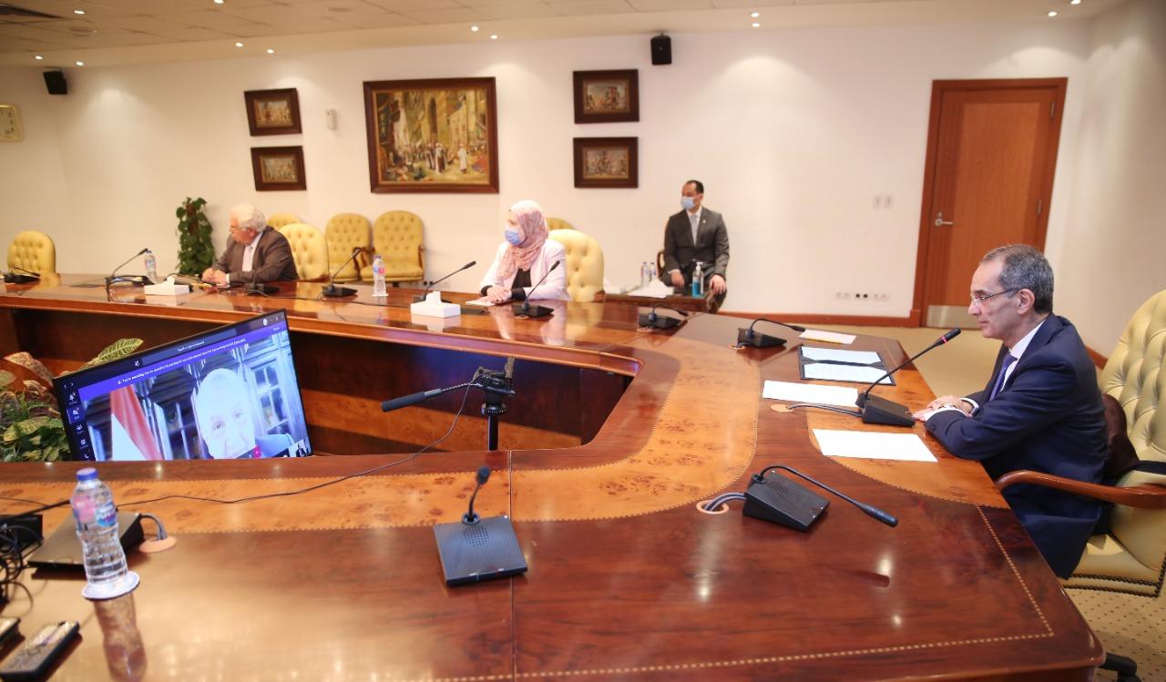 وزيرا الكهرباء  والاتصالات  يوقعان اتفاقية لاتاحة التكنولوجيا  لخدمات الكهرباء للأشخاص ذوي الإعاقة