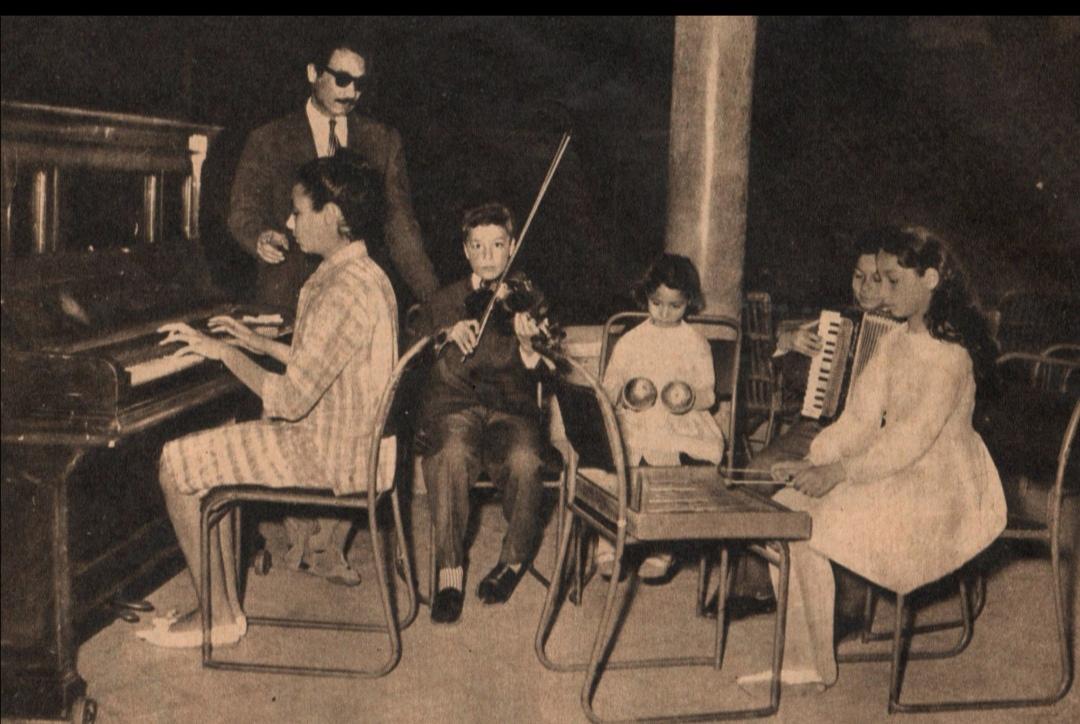 البنك الأهلي المصري راعى للأنشطة الرياضية والاجتماعية منذ نهاية الاربعينيات