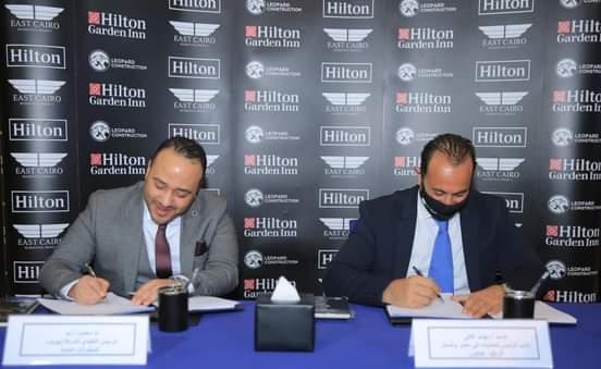 شركة ليوبارد للإنشاءات تتوسع في السوق المصري و تعلن عن شراكتها مع مجموعة هيلتون العالمية