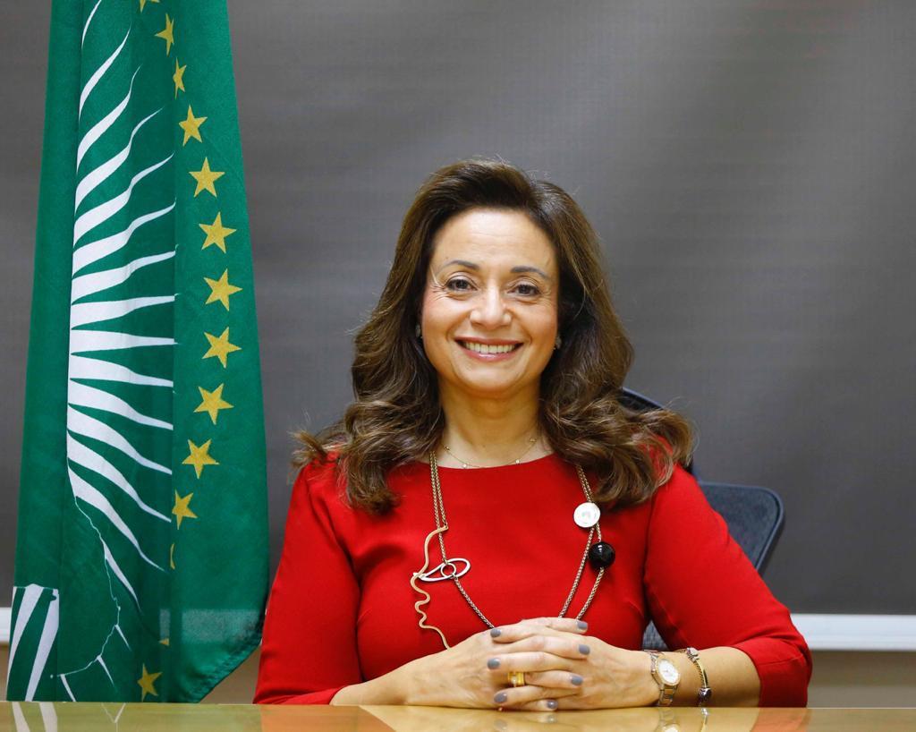 إعادة انتخاب د. أماني أبو زيد لتولي منصب مفوض الاتحاد الإفريقي للبنية التحتية والطاقة
