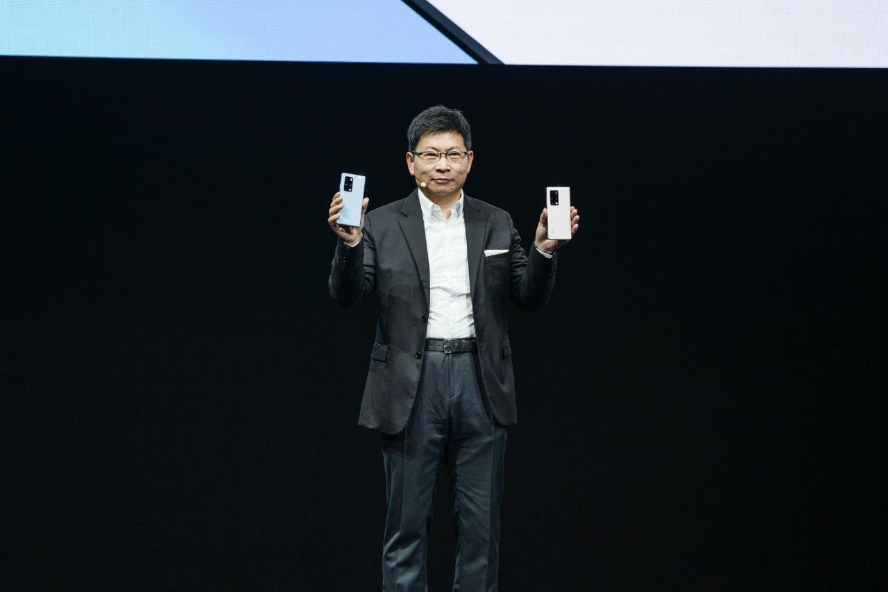 هواوي تعلن عن إطلاق هاتف HUAWEI Mate X2الجيل الجديد من هاتفها الرائد القابل للطي