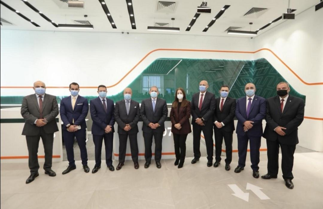 البنك الأهلي المصري يطلق النموذج الجديد لفروعه انطلاقا من كايروفيستيفال سيتى