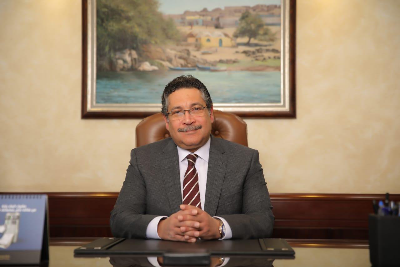 تكريم رئاسي لبنك التعمير والإسكان لمساهمته في مجال المسؤولية المجتمعية من خلال مشروعات صندوق تحيا مصر
